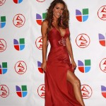 at the 6th Annual Latin Grammy Awards. Shrine Auditorium, Los Angeles, CA. 11-03-05